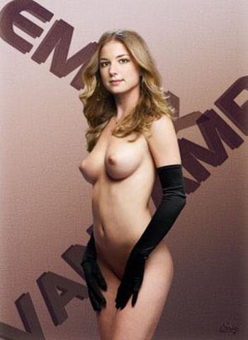 from Allen emily vancamp nude