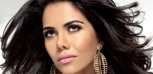 Daniela Albuquerque Modelo Jornalista Atriz